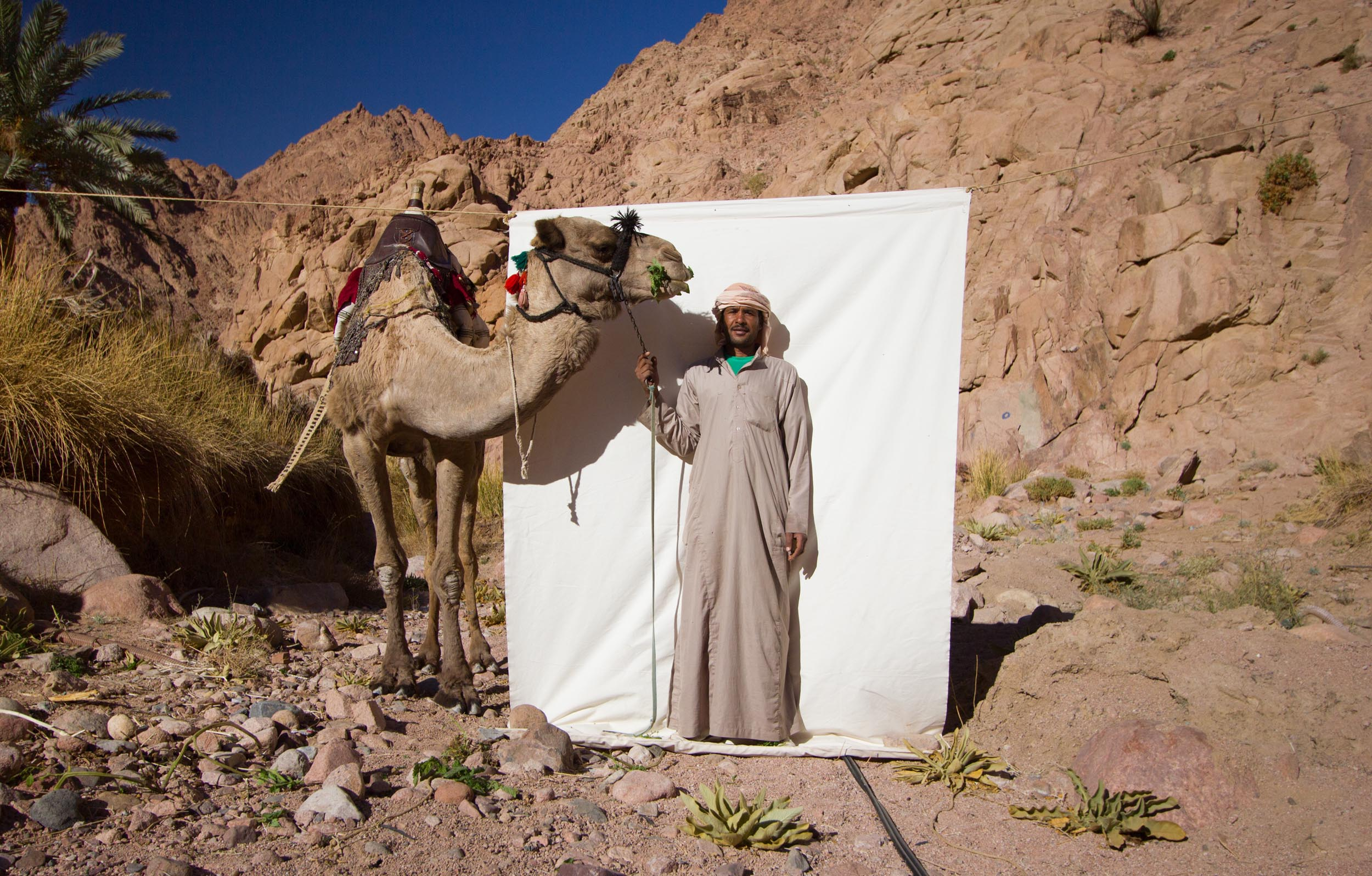 Bryony Dunne Nasser Mansour Wadi Itlah 2013