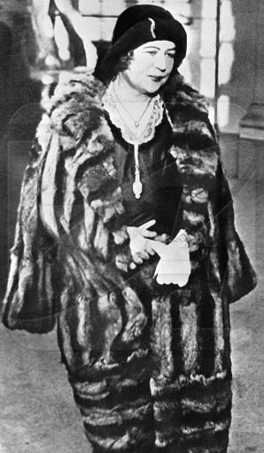 Kollontai as ambassadress in the 1920s