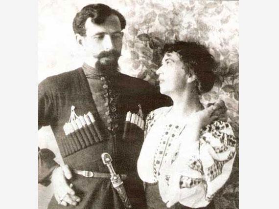 Kollontai and Dubenko