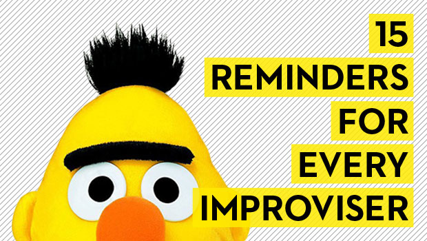 Copy of Andel's 15 Reminders for Every Improviser