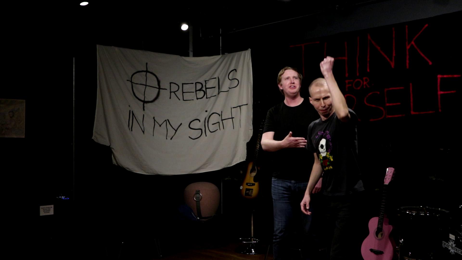 Rebels in My Sight (DK)