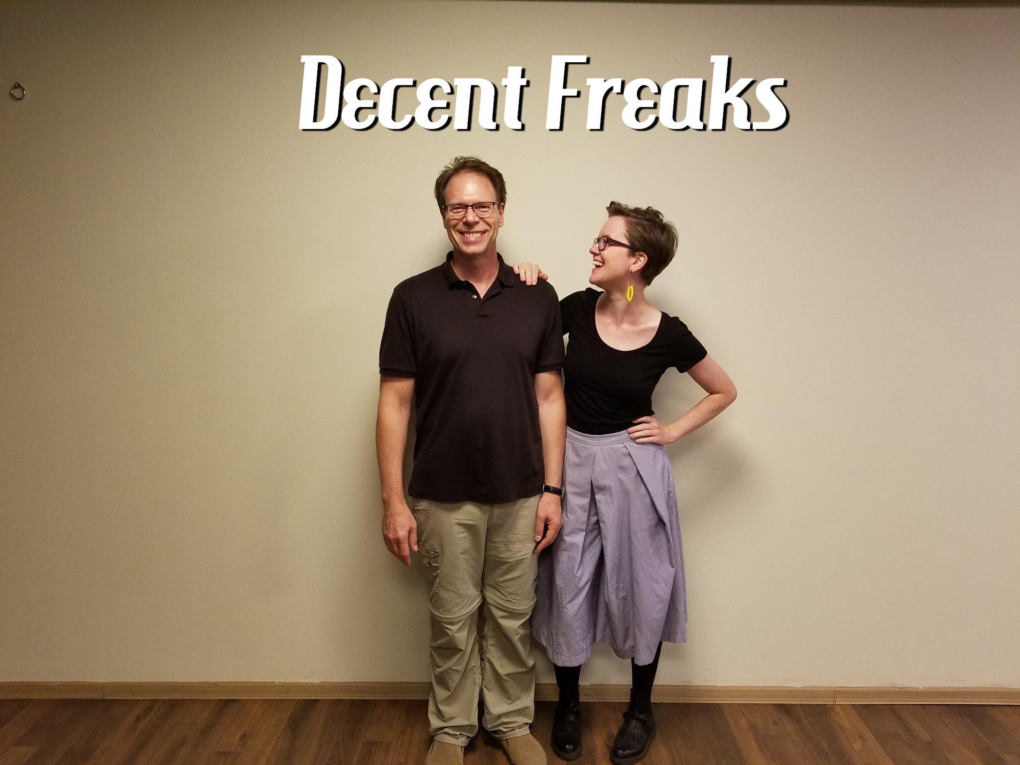 Decent Freaks (BG/RU)