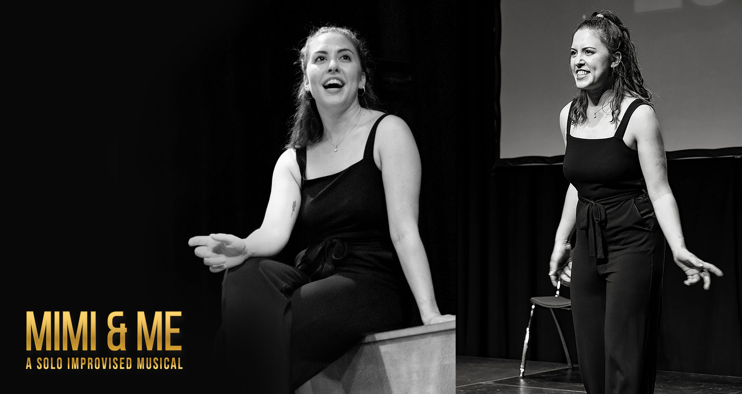 Mimi & Me: A Solo Improvised Musical (NL)