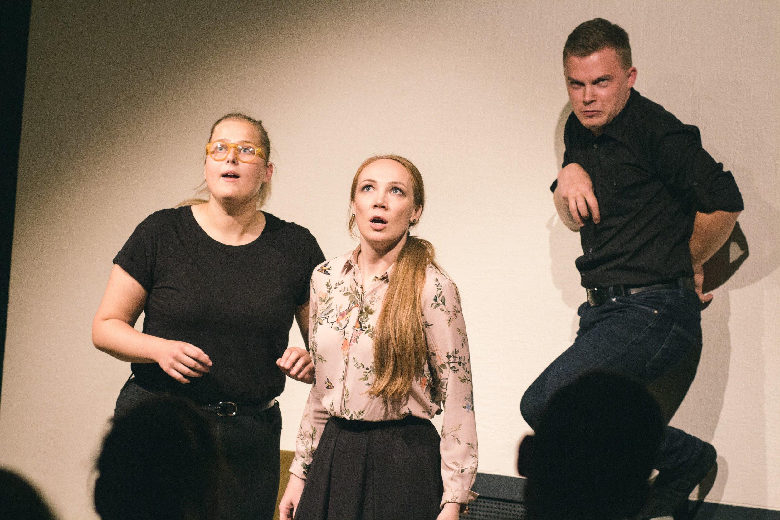 Improv Comedy Riga (LV)