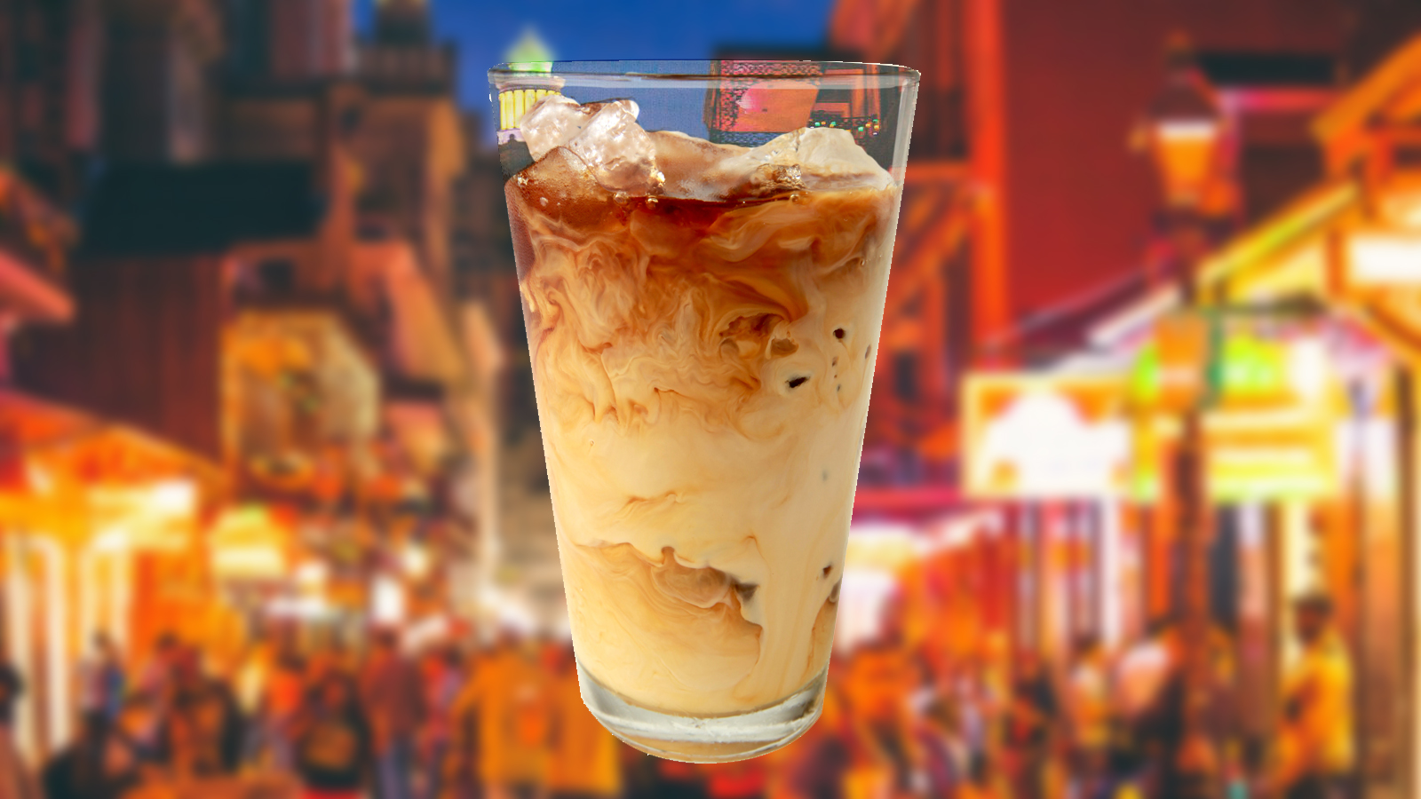 Nobody Needs A Good Iced Coffee Like New Orleans