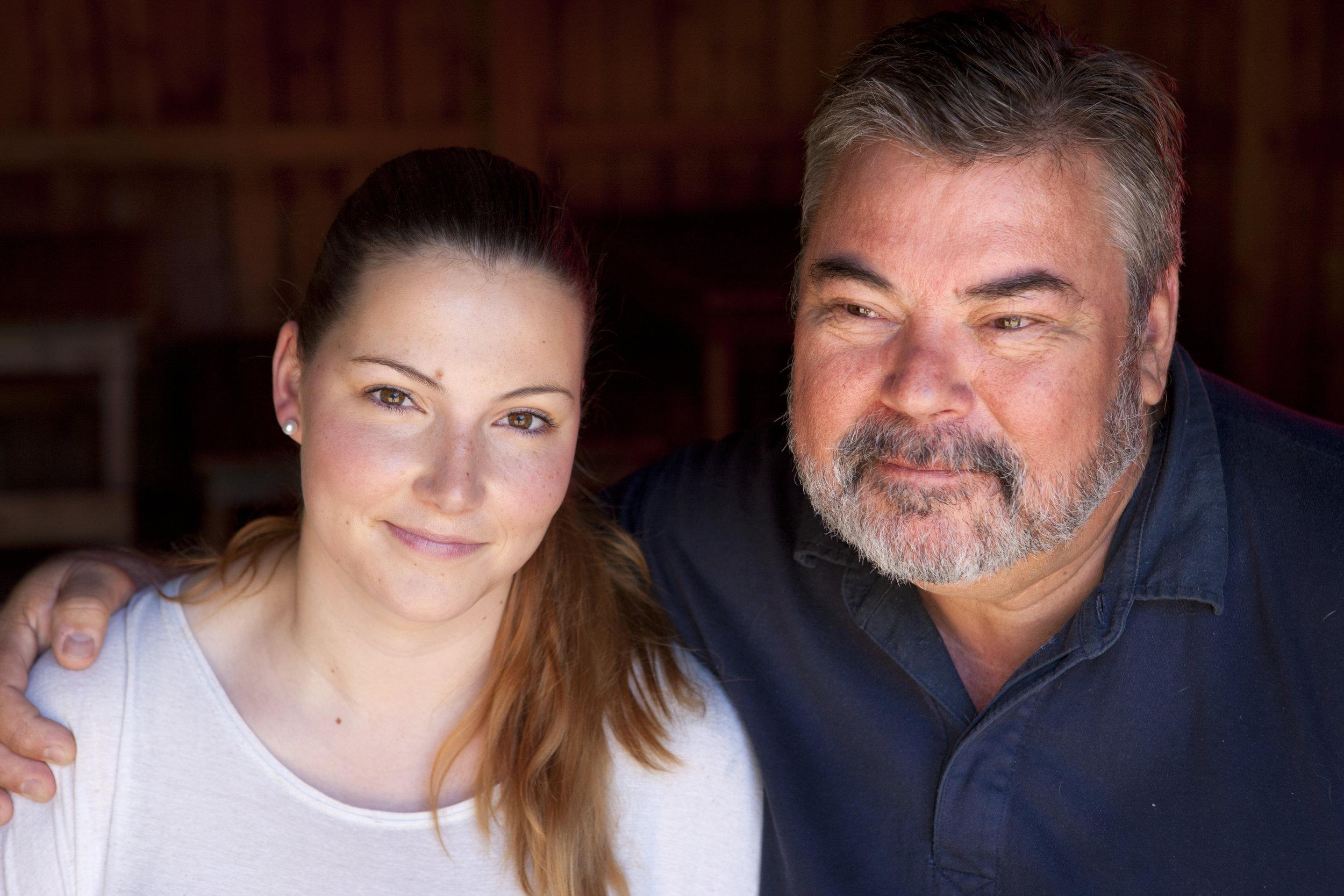 Nea & Juha Berglund, kuva Stefan Bremer
