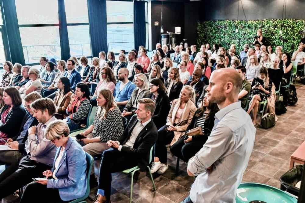Event at Campus:    Coworking, Event Space, Startup playground, Innovation culture