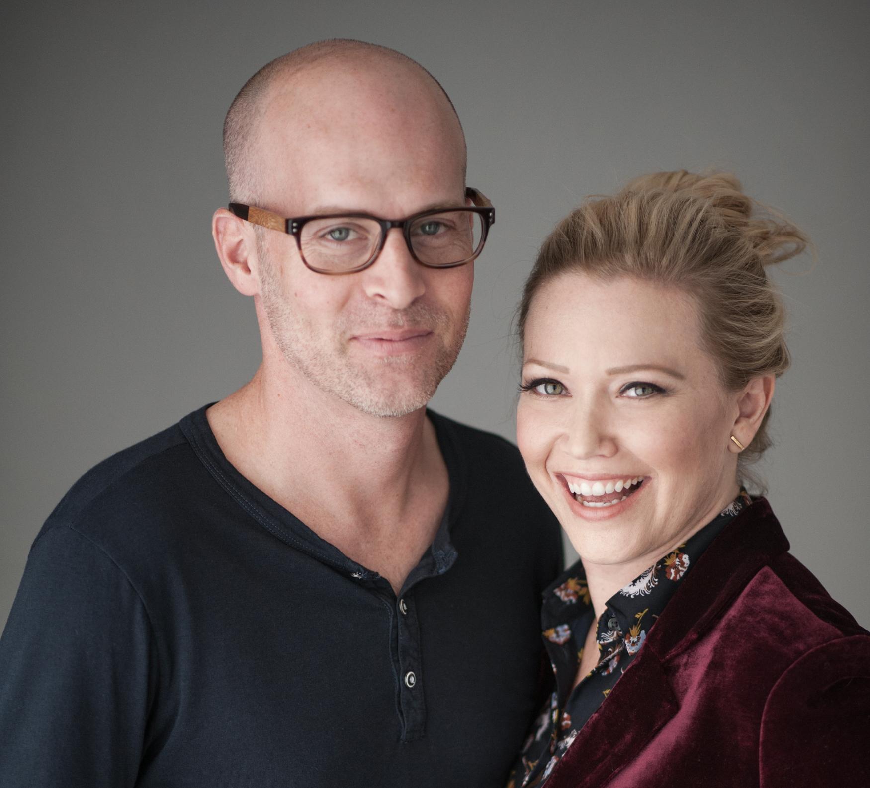 Dan Benjamin & Lisa Shaffer
