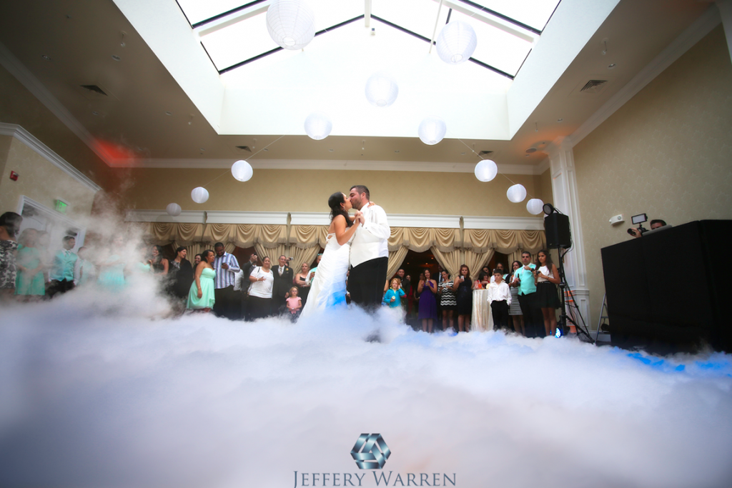 Michelle & Victor Dancing In The Clouds