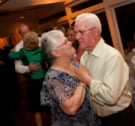 Anniversary Dance Couple