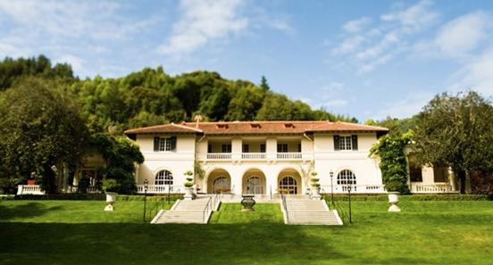 Front Lawn Villa Montalvo