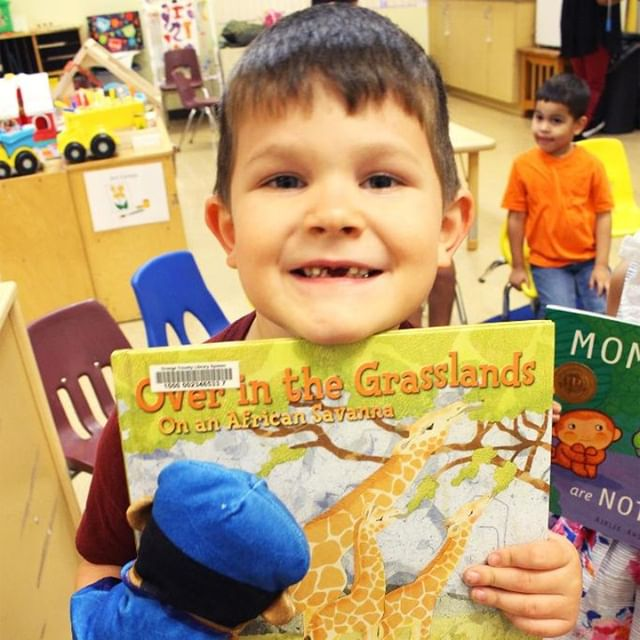 Do you have a favorite book? Students at #ucpcfl unlock their imagination everyday through reading and interactive learning! #education #reading #earlyed #elementary #ucpcfl