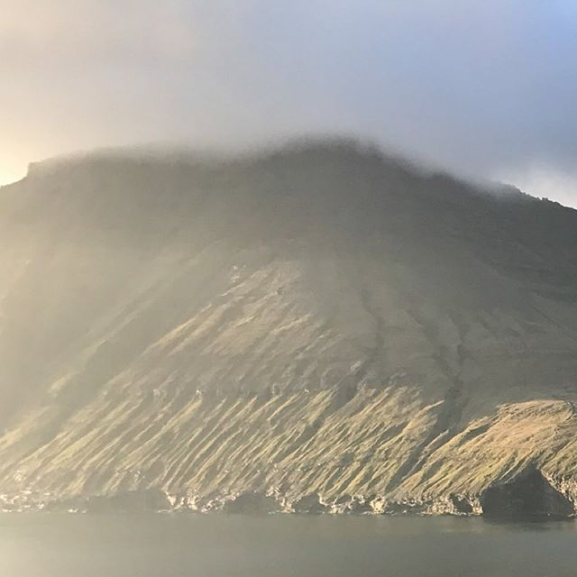 May/2019 _ Faroe Islands. Viðareiði The time is 21:28, on the road after the storm, the sky is transforming, the sun is coming out and begins to caress the cliffs . . . #travel #explore #adventure #instapic #picoftheday #neverstopexploring #takeyouwithme #ivanaboris #lifeisanadventure #thesecretlifeofivanaboris #neverstopexploring #photographer #discovertheworld #theworldisyours #travel #lifeofadventures #nationalgeographic