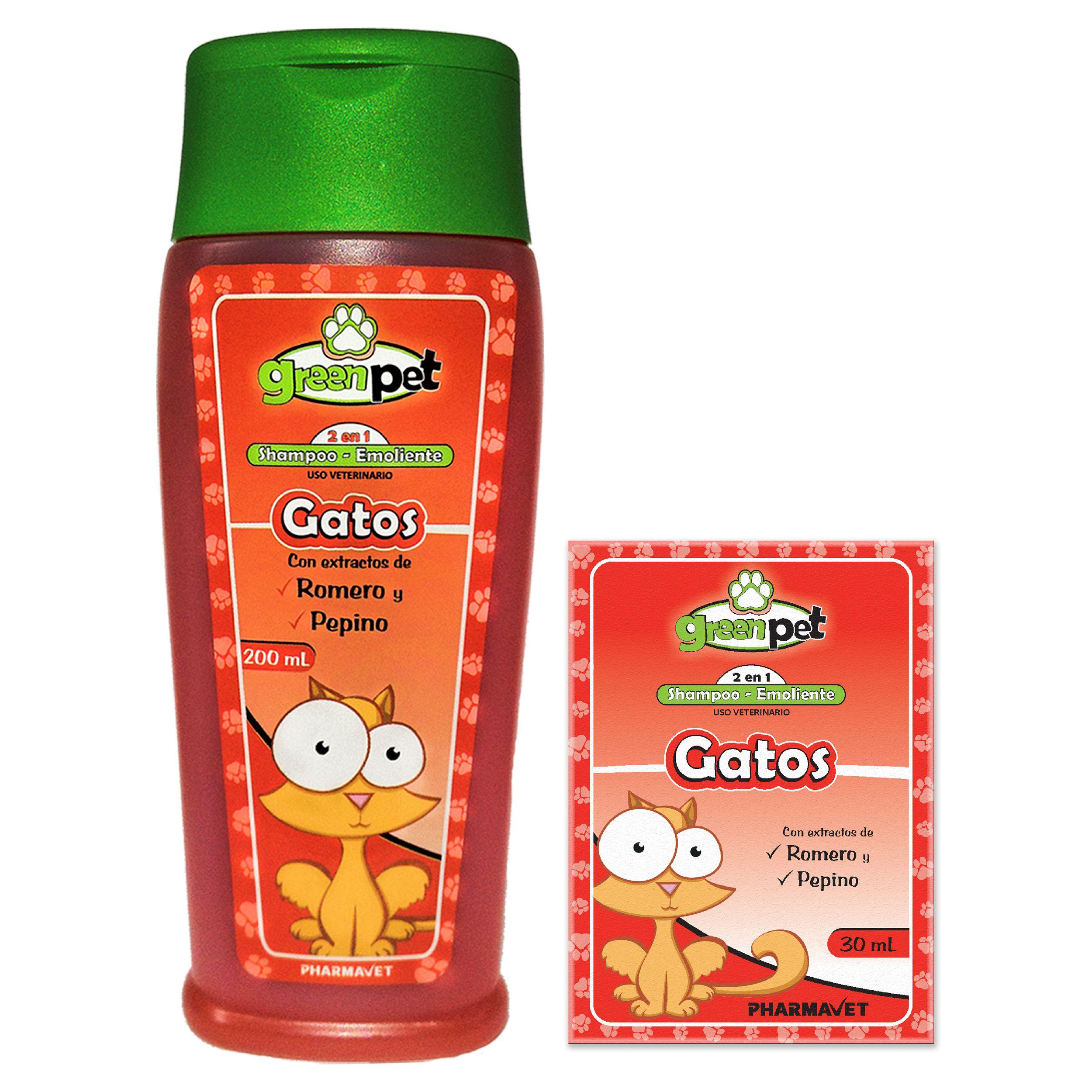 Shampoo Gatos