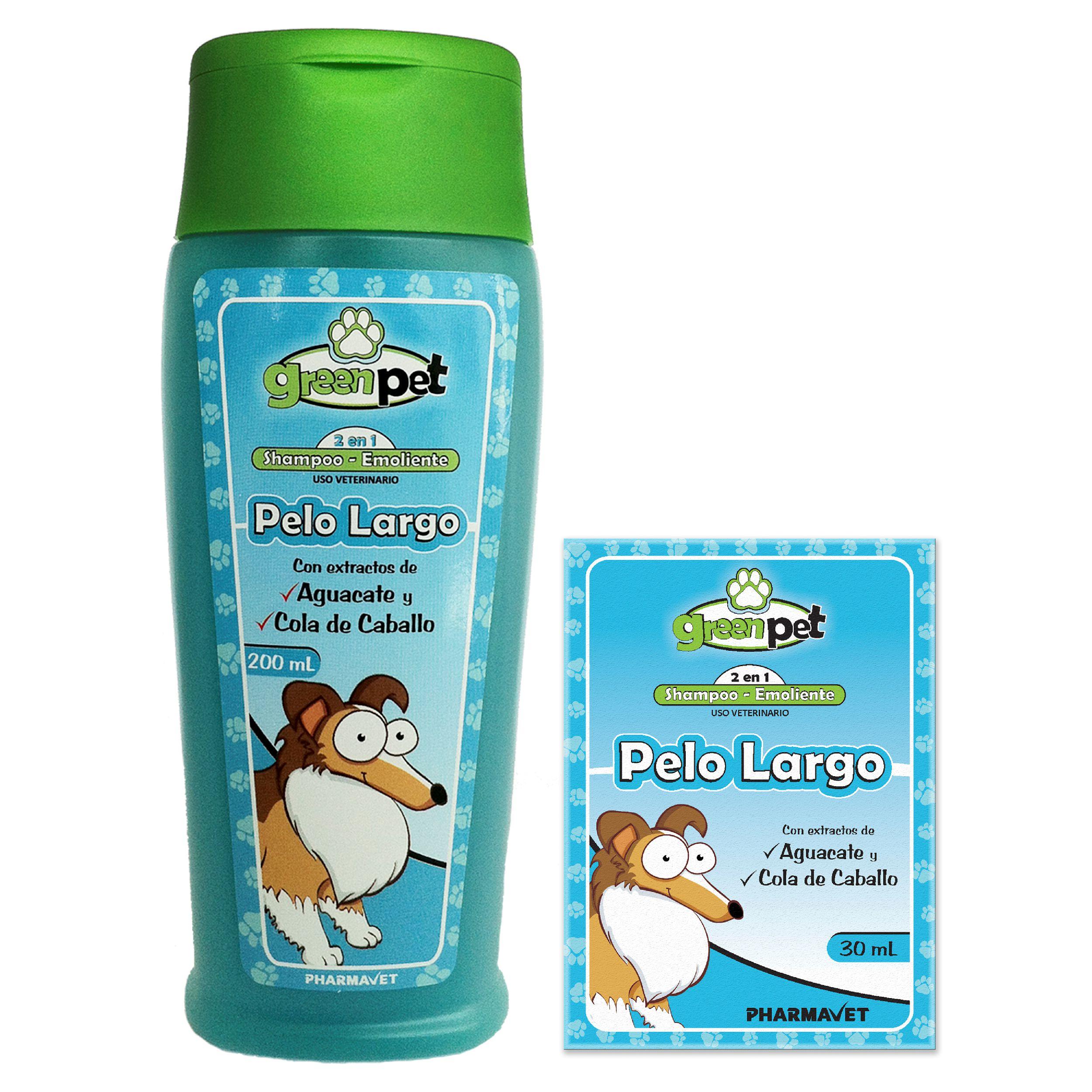 Shampoo Pelo Largo