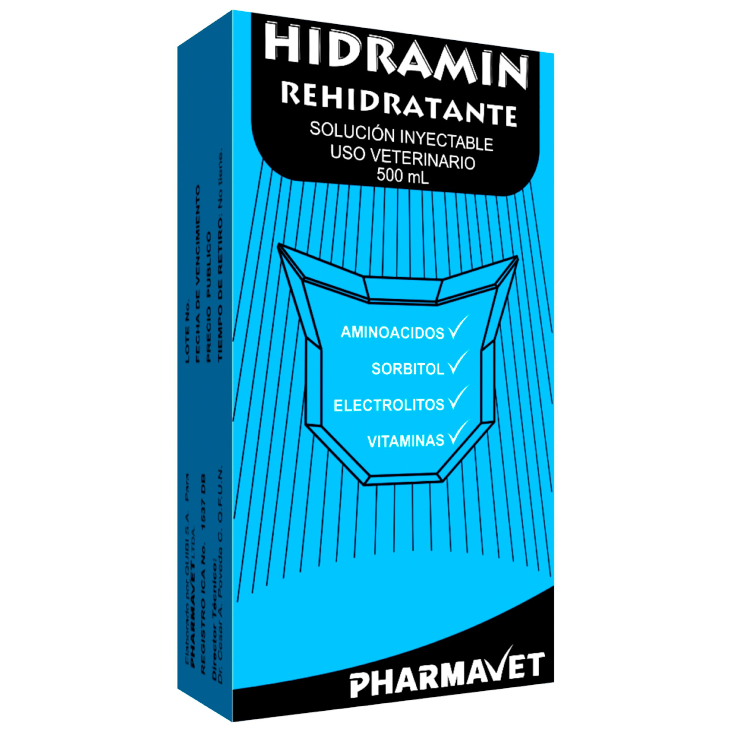 Hidramin Rehidratante
