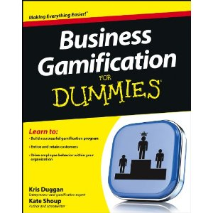 Business Gamification for Dummies - Gamification leverages gaming principles to influence customer behavior and improve customer loyalty, engagement, and retention. Gamification can be used by any department in a company, any web-based experience. Business Gamification For Dummies explains how you can apply the principles of this strategic concept to your own business model.
