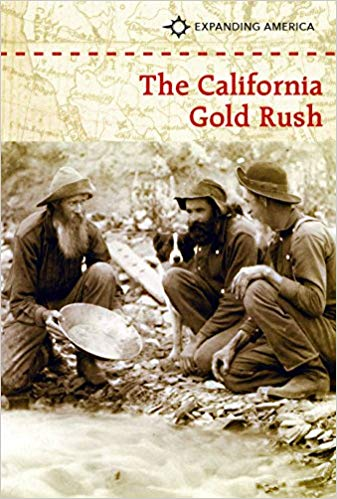 Expanding America: The California Gold Rush - California became a territory in the United States when the Treaty of Guadalupe Hidalgo was signed in 1848. That treaty ended the Mexican War. Several days before its signing, gold was discovered at Sutter's Mill near what is now Sacramento. This finding spurred a frenzy. Hundreds of thousands of prospectors from across the country and around the world flocked to California in search of their fortune. A lucky few found gold; thousands more were left destitute or even died. This book explores how the California gold rush shaped the lives of these prospectors—and the story of America.