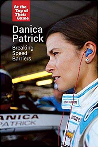 Danica Patrick: Breaking Speed Barriers - Only a few women had competed at the top levels of auto racing levels before Danica Patrick took the wheel of an IndyCar in 2005. Patrick went on to break several barriers in IndyCar—including becoming the first ever woman to win an IndyCar race. In 2012 Patrick switched to NASCAR. There, she recorded several more firsts for female racers, including becoming the first woman ever to win the pole position at the Daytona 500 in 2013. This book traces Patrick's path to success both on track and off.