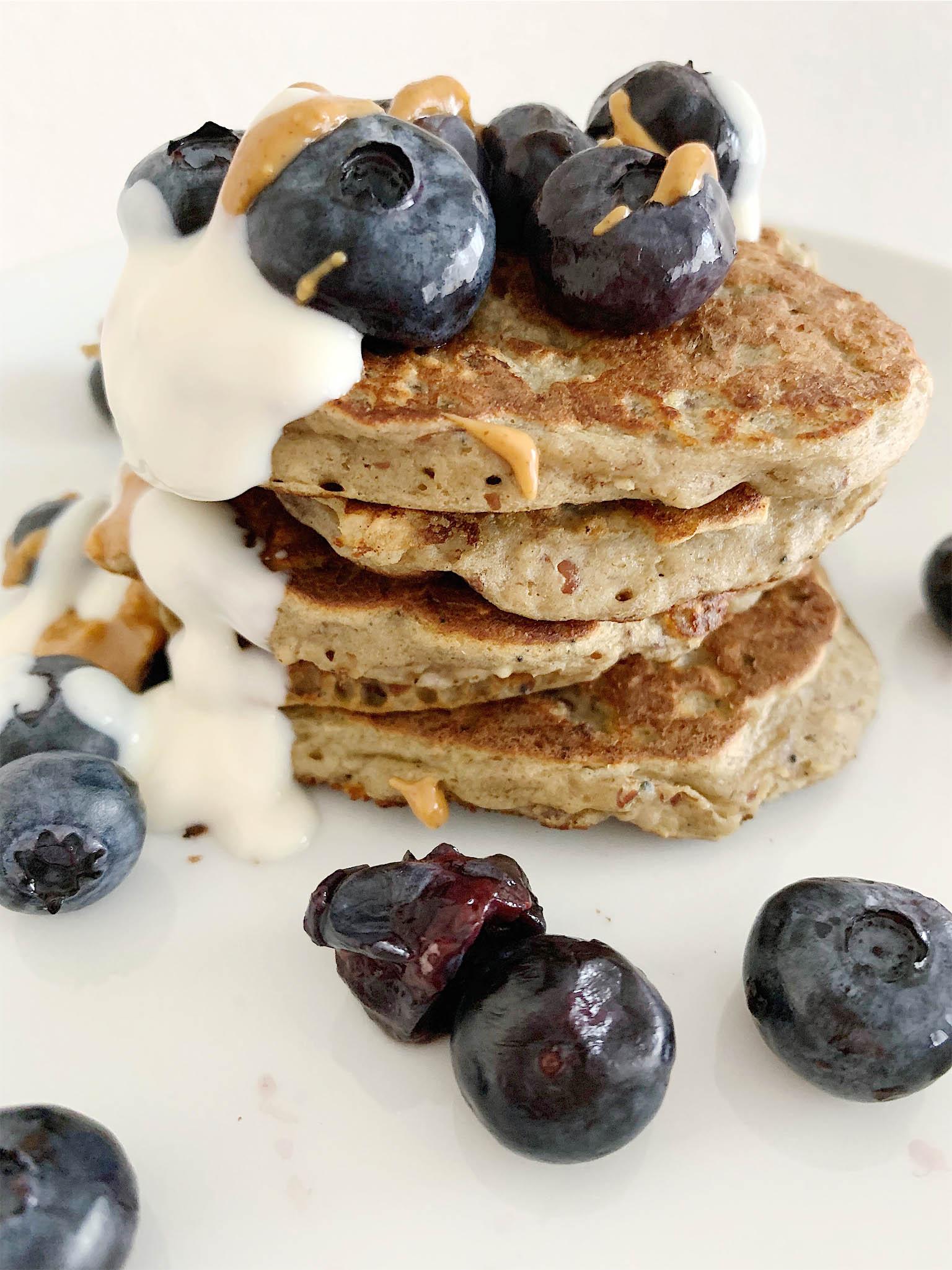 Easy Family Pancakes -
