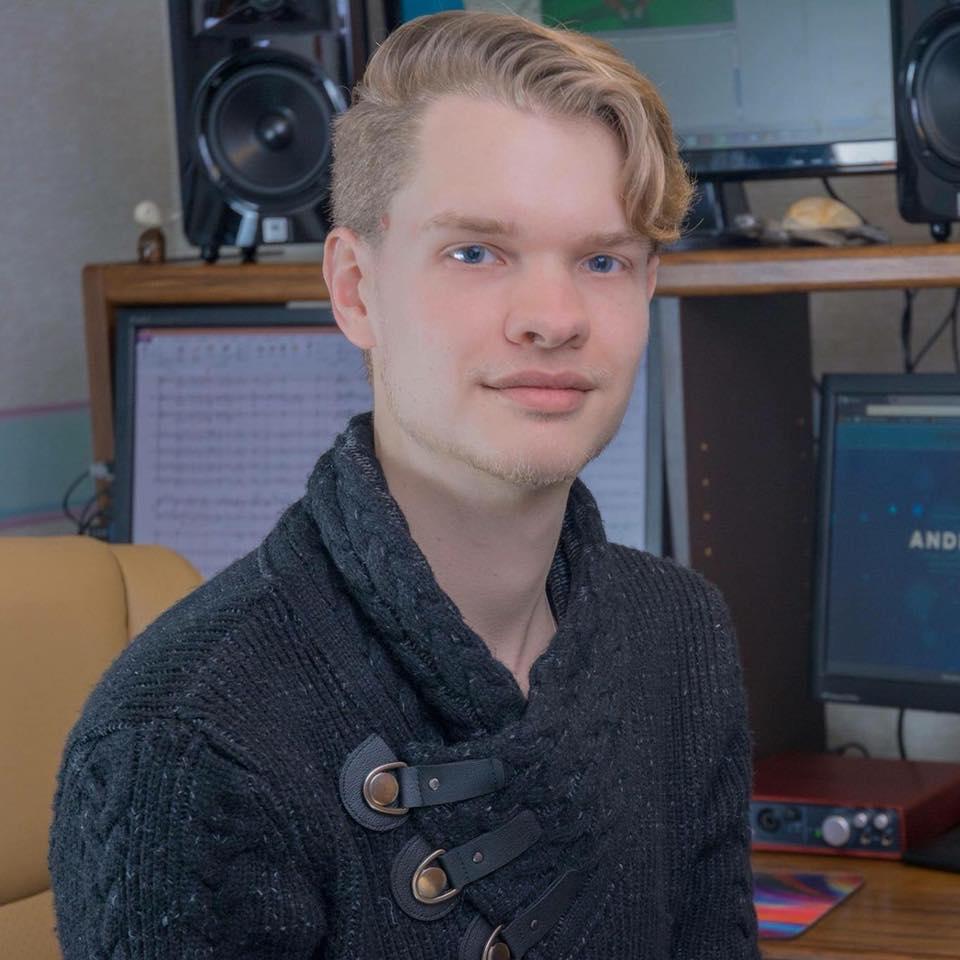 Andrew Grabowska - Visual & Hornline Instructor