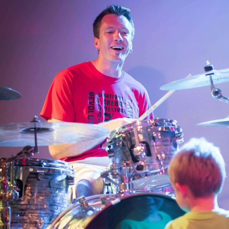 Justin Tollefson - Visual & Percussion Instructor