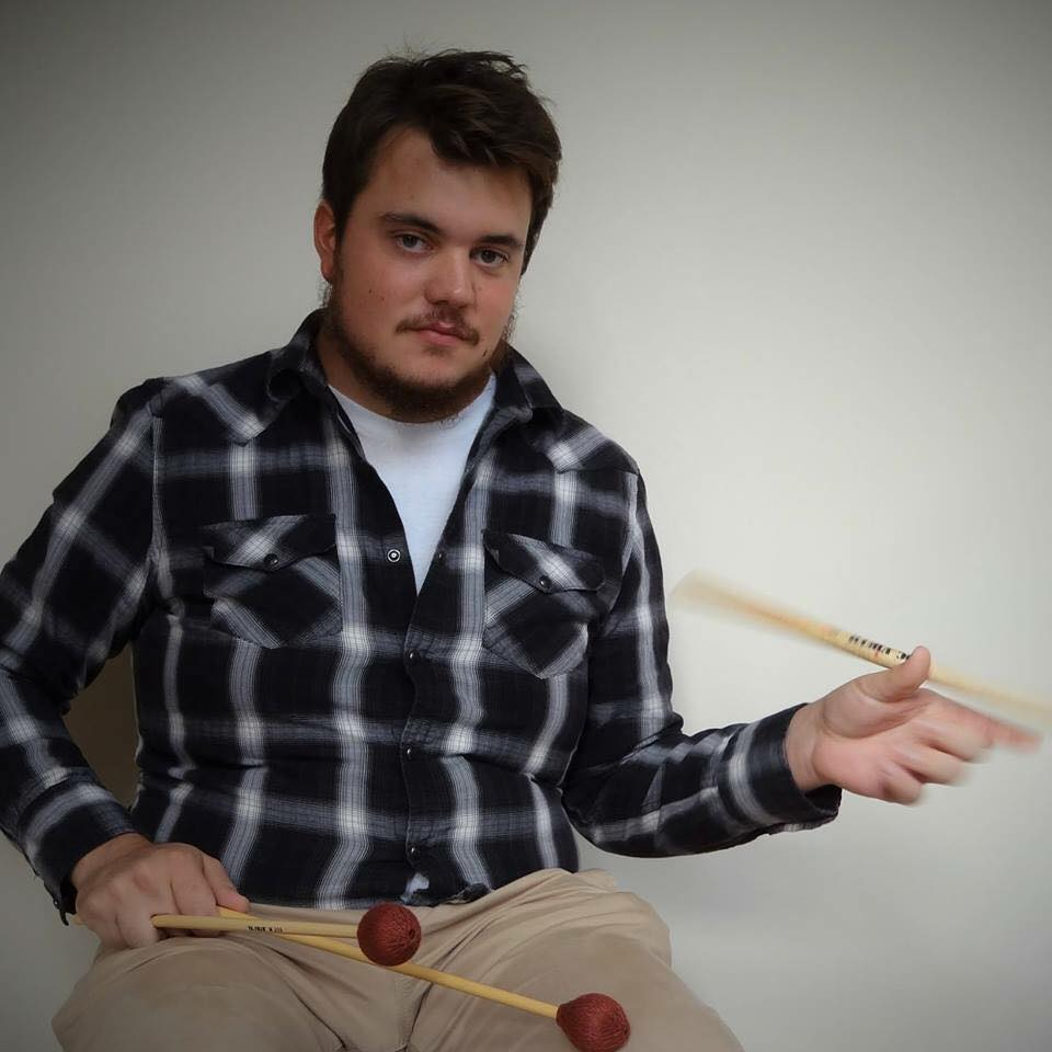 Alex Cary - Percussion Instructor