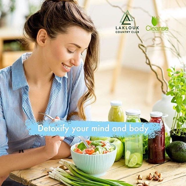Detoxify Your Mind and Body! . Join @lakloukcountryclub and @cleansebeirut for a detoxifying journey at the peaks of Laklouk on 24-25-26 August for an unforgettable experience! . . Book your places now and disconnect from every day's stress!  LINK IN BIO: @localfitt . . For more information and Bookings call:  Lara, your host: 70 0707 21 Michella, your dietician: 03 634 064 . . #wellnessretreat #energyboost #staycation #health #detox #yoga #caving #hiking #ecotourims #mountainvacation #aquagym #detoxdiet #vegandiet #detach #detoxify #activities #resort #pool #lakloukcountryclub #cleanse #liveloveakoura #livelovelaklouk #livelovebeirut #fitness