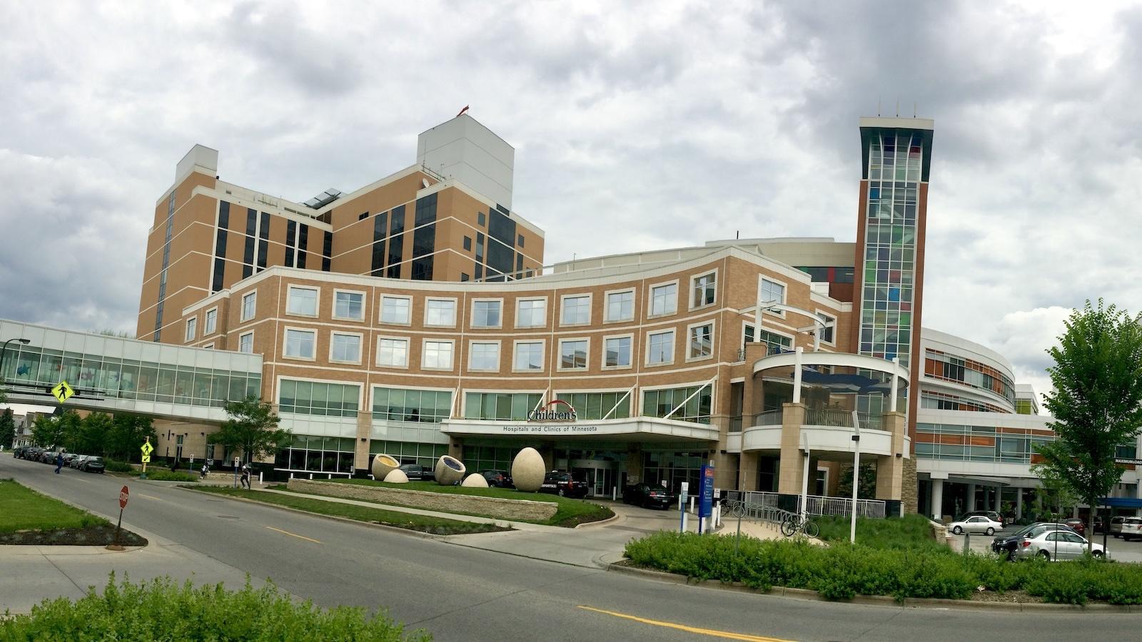 Minneapolis Children's Hospital
