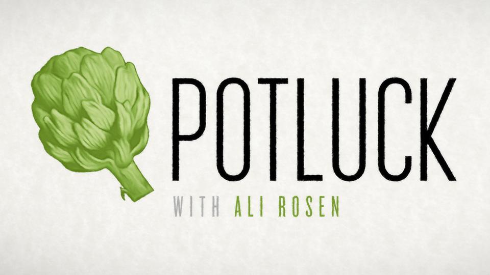 Potluck with Ali Rosen