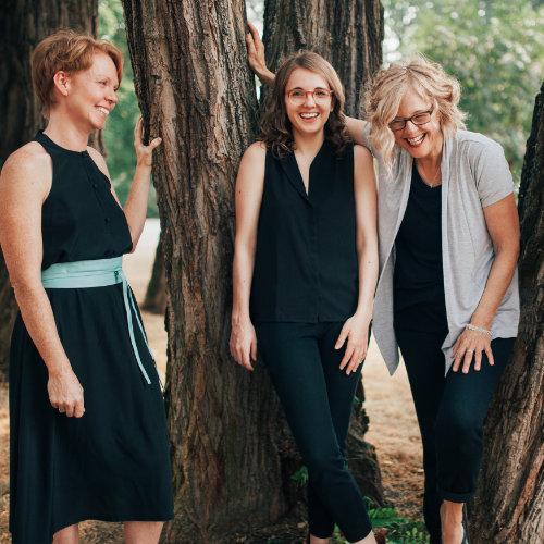 Trio, By Julia Graff
