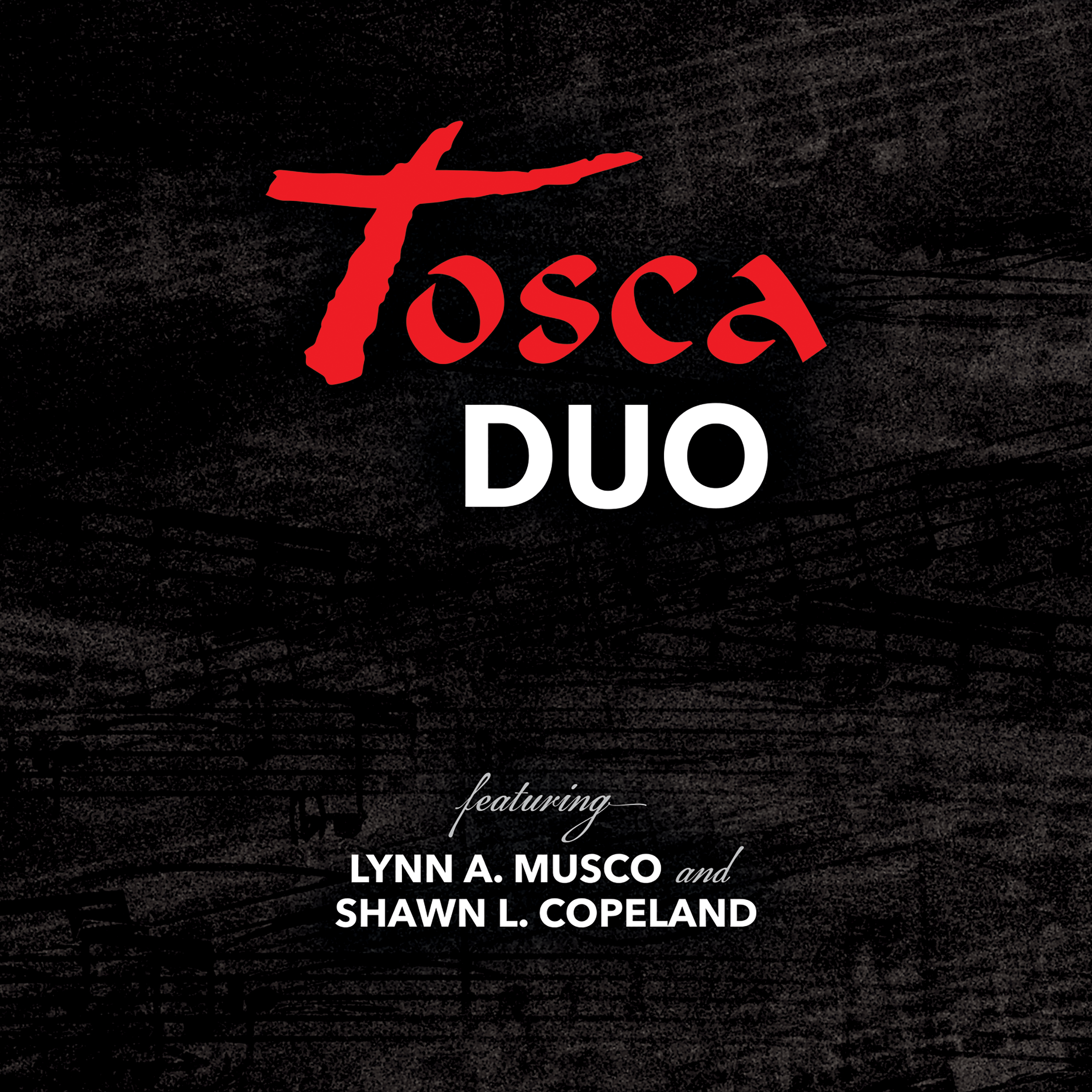 Tosca  DUO   released June 2017!  Buy it at  iTunes ,  Amazon , and  CDBaby .