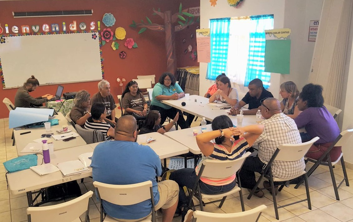 Community Land Trust Peer Exchange, San Juan, Puerto Rico