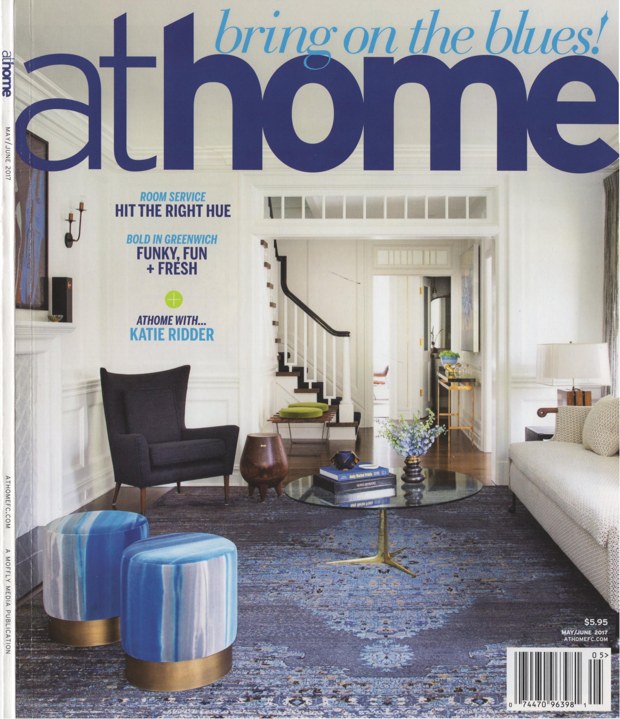 Caroline Kopp Interior Designer Westport Connecticut Stamford Greenwich CT AtHome Magazine.JPG