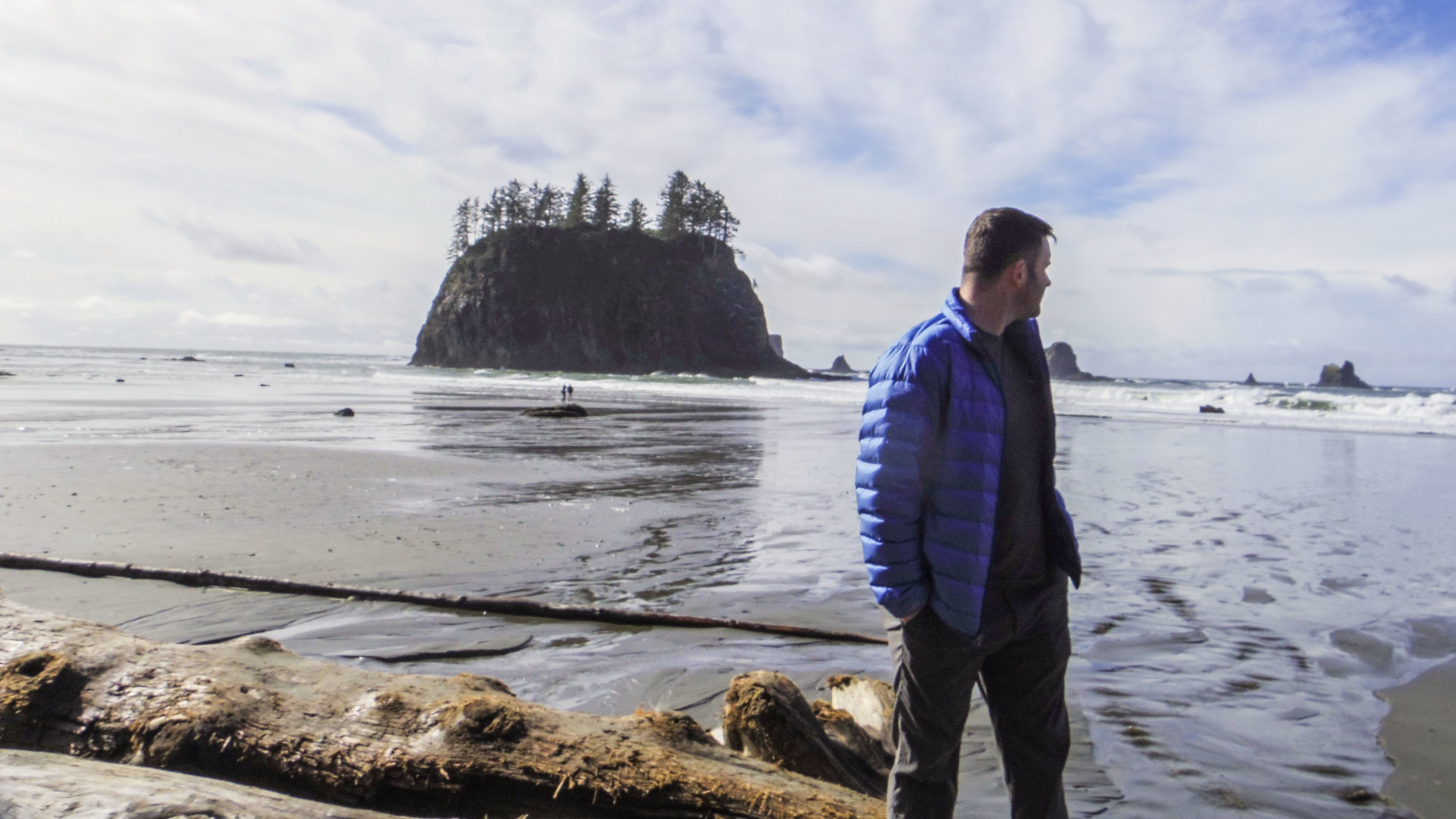 Near La Push, Washington