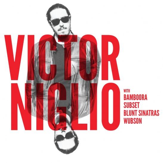 Victor Niglio Month - Experiential Marketing, Media, Content Creation, & Merch Design