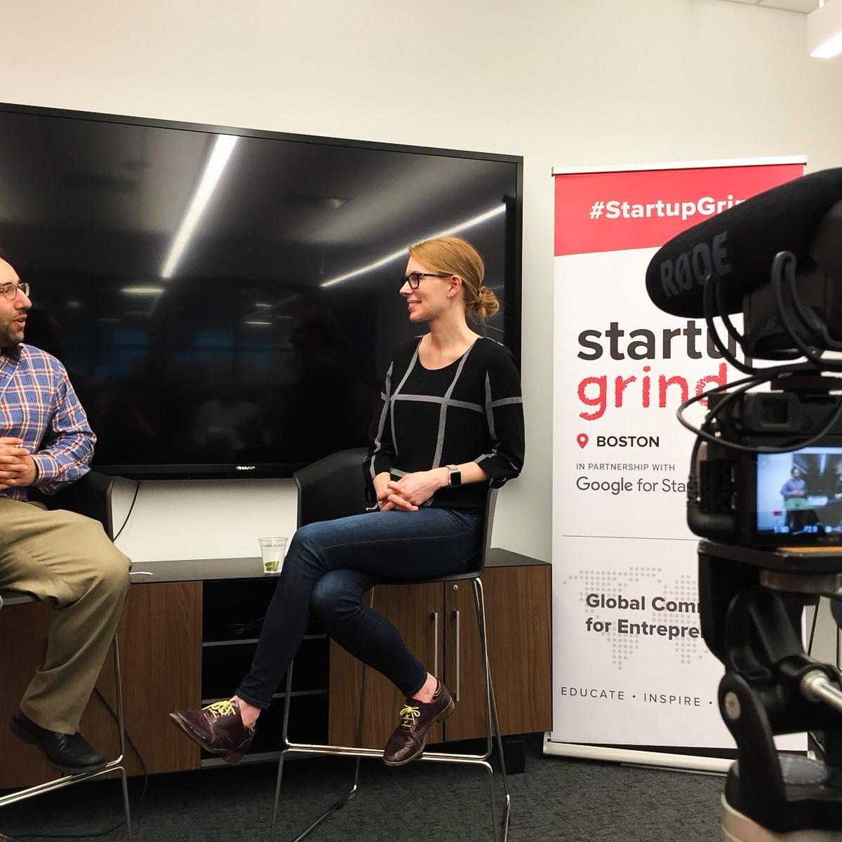 StartUp Grind - Media & Strategy