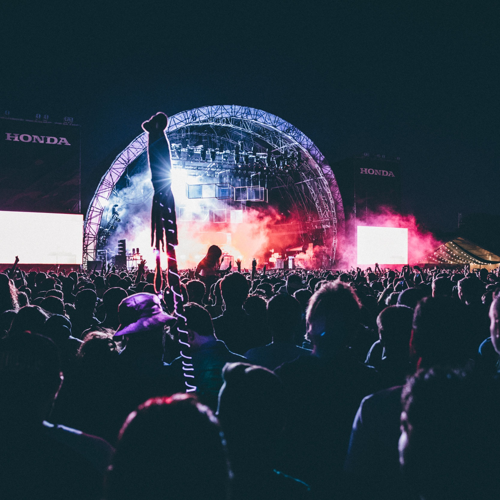 USC Events [Paradiso Festival] - Media & Experiential Marketing