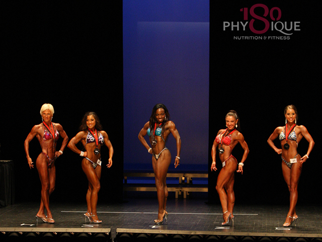 180Physique bodybuilding competition