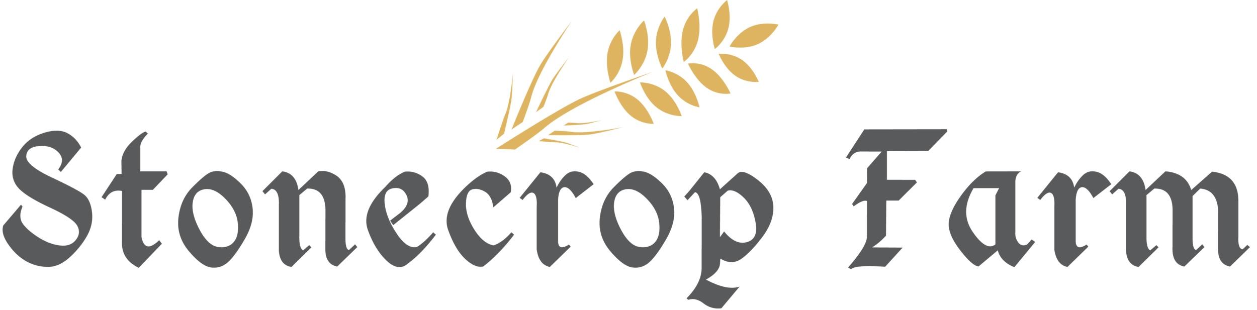 Stonecrop+Farm+Logo+_+595a5a+Gray+w.+Wheat-1.jpg