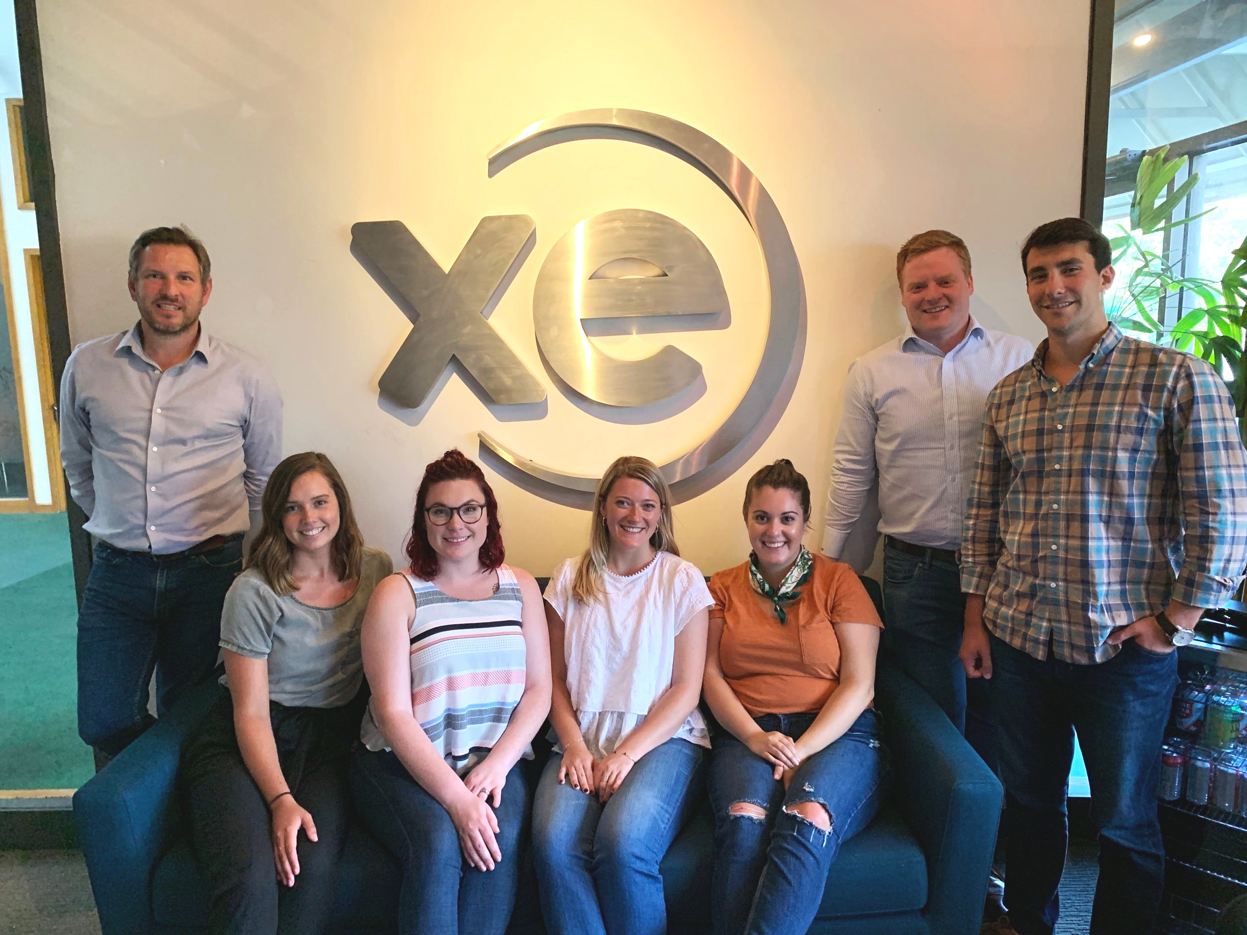 The XE team in their new Austin offices.