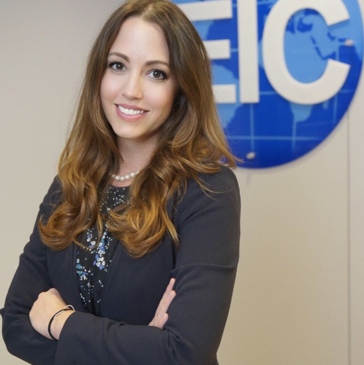 Amanda Duhon , Regional Director of North & South America for the Energies Industries Council (EIC).