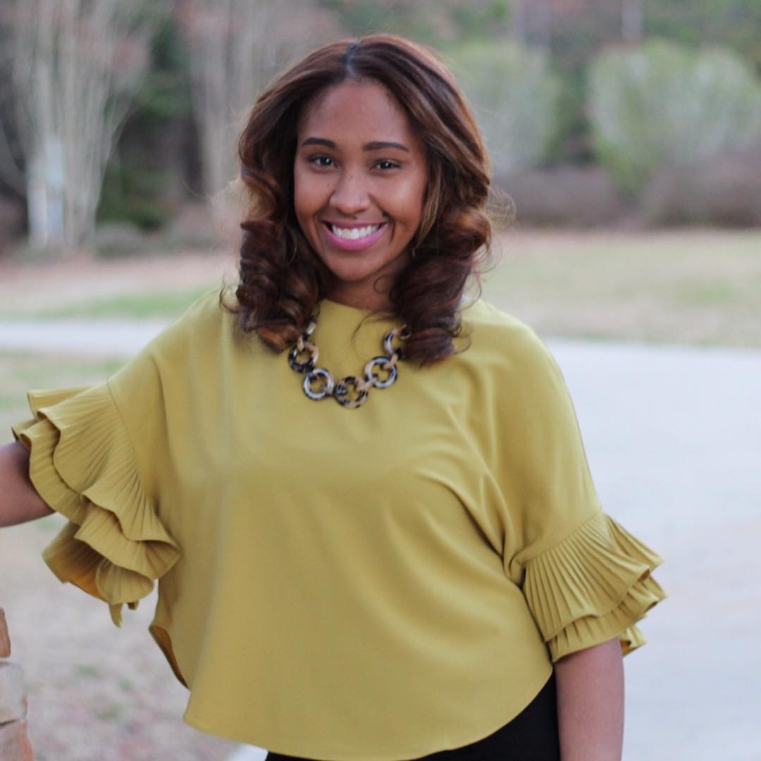 Shannel  Sams   Founder of UNMARKED events