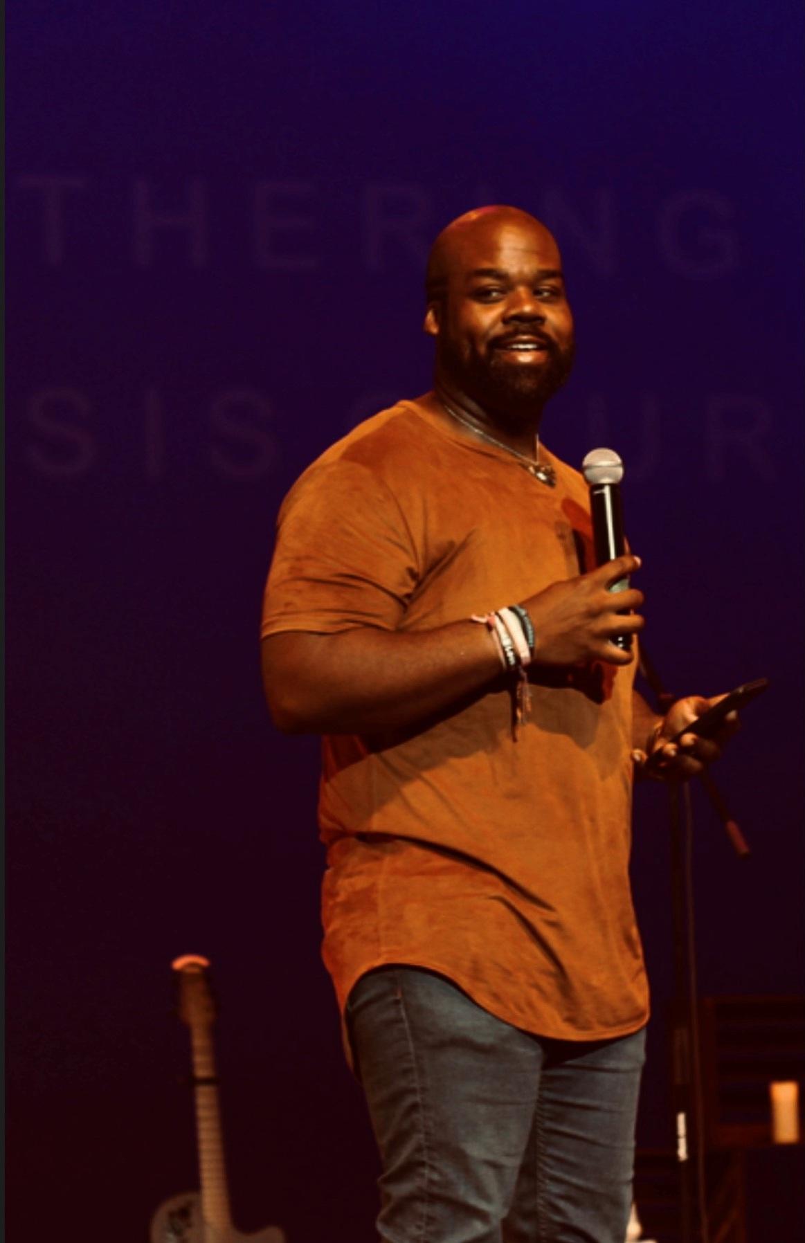 Solomon  Jordan   Pastor and Founder of Bound for Heaven
