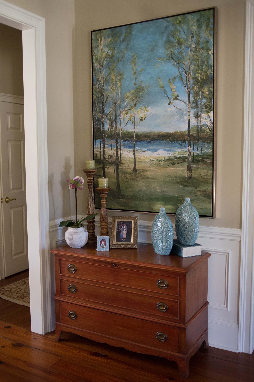 Leftbank Artwork with Candlesticks, Vases and Frames