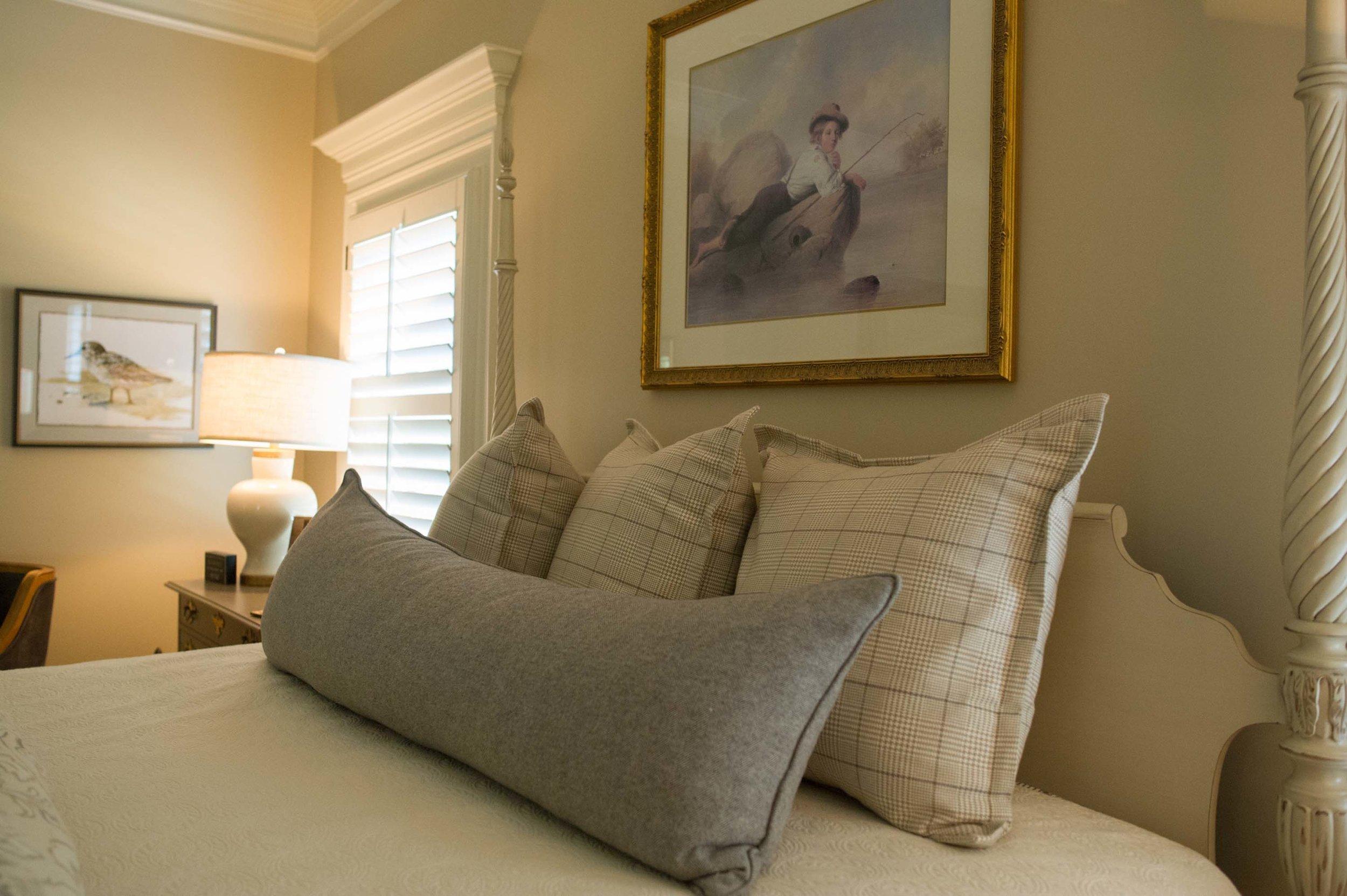 Custom Legacy Bedding