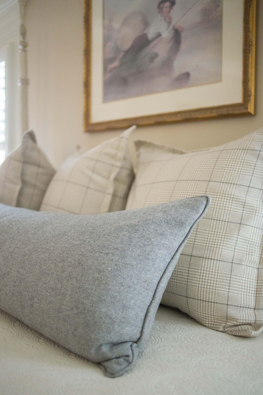 Custom Legacy Euros, 19x60 Pillow