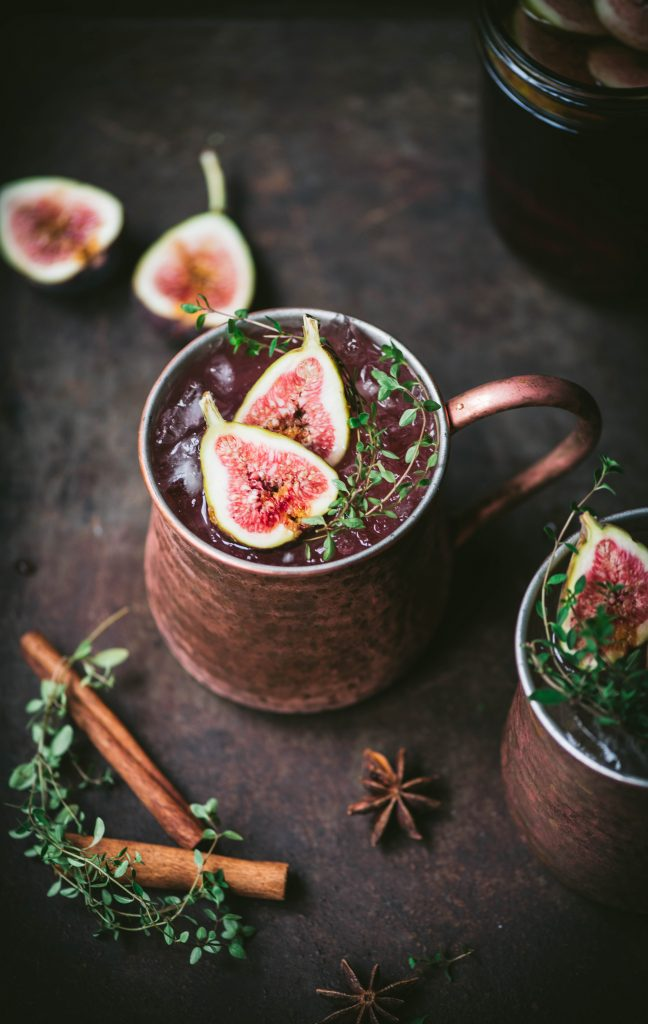 Fig Moscow Mule