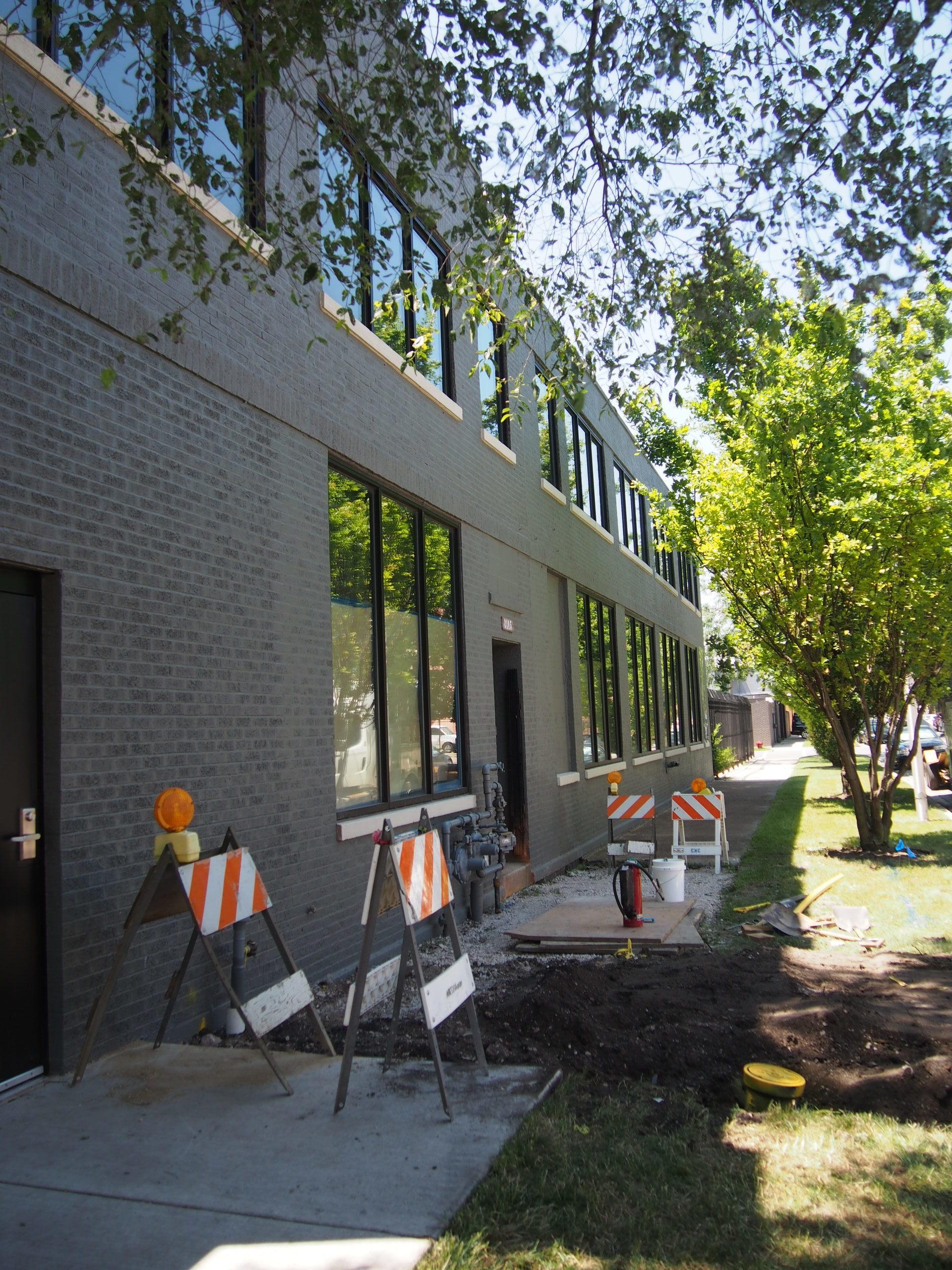 Copy of Building Exterior