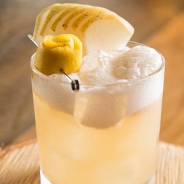 Maple Pear Sour